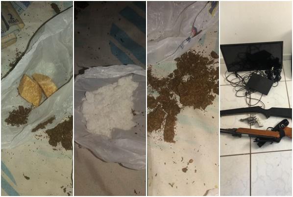 Operação Chapadinha II prende 15 suspeitos de tráfico de drogas no Piauí