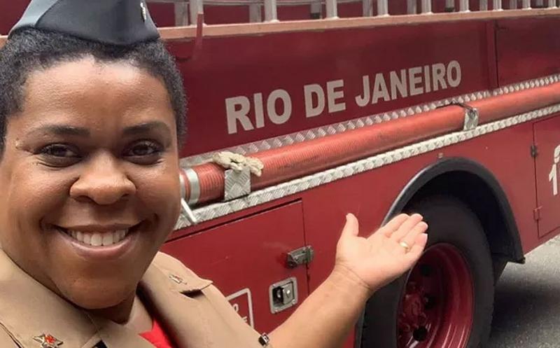 Bombeiros atacam atriz em áudio: 'Aquela gorda, preta'