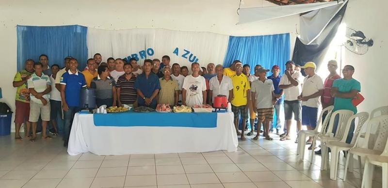 Miguel Leão realizou evento em Alusão ao Novembro Azul