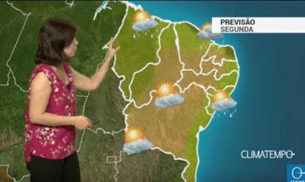 Previsão do tempo para o Maranhão