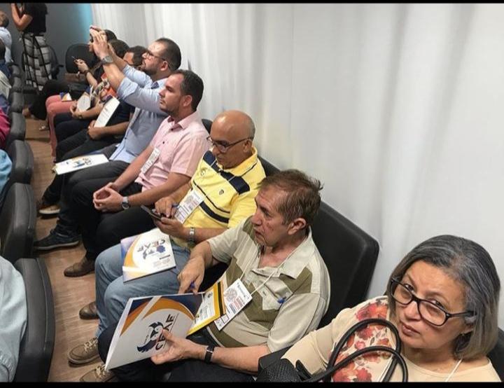 Simplício Mendes | Prefeito participa de evento sobre Criação de Ouvidorias