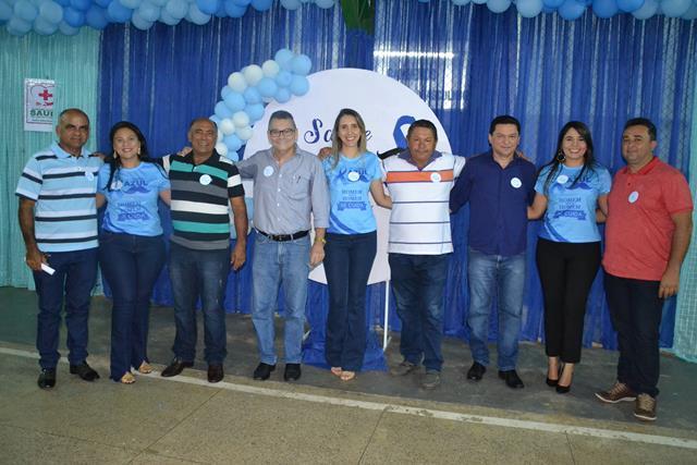 São João da Canabrava promove mobilização sobre o Novembro Azul