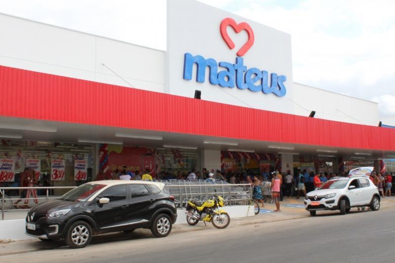 Grupo Mateus recebe currículos para novas funções em Teresina