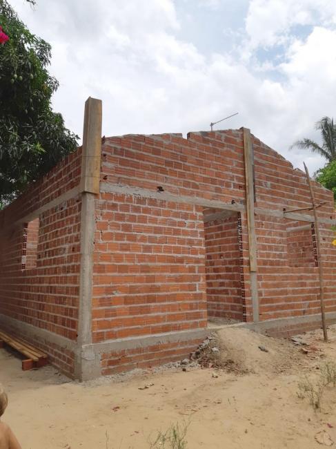 Sistema PAMF realiza ação social de moradia no interior de Angical do Piauí