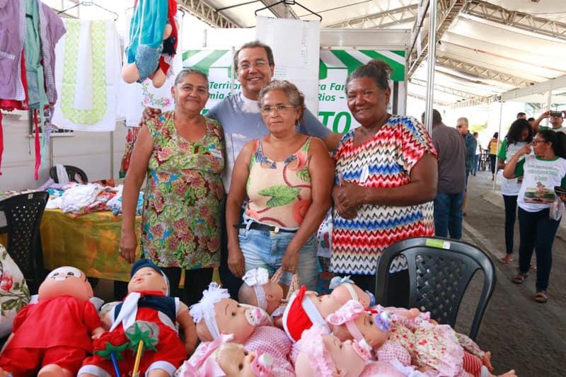 Água Branca realiza Feira da Agricultura Familiar do Território Entre Rios