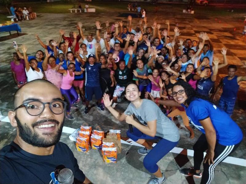 Lagoa do Piauí | Secretaria municipal realiza ação e mobilização social