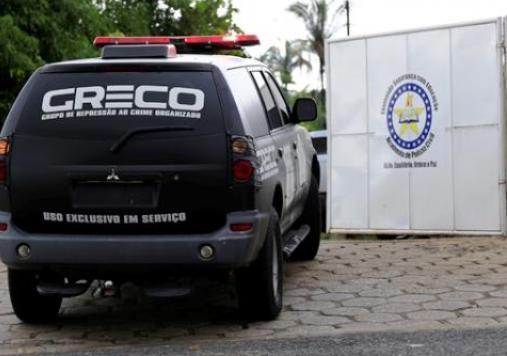 Operação prende policiais civis e militares em Teresina