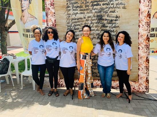 Comissão da OAB Piauí realiza espetáculo em alusão aos 21 Dias de Ativismo