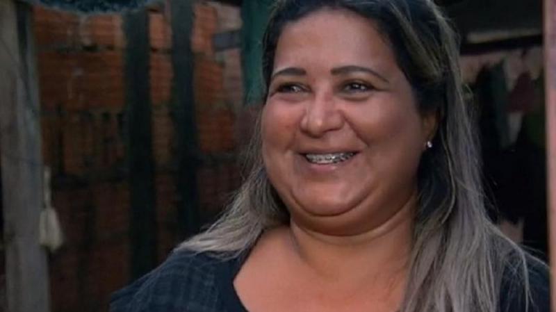 Vencedora do BBB, Cida perdeu prêmio de R$ 500 mil e hoje vive em quitinete