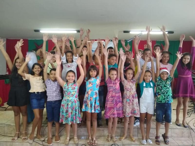 Altos | alunos do Projeto Educação Musical apresentam recital natalino