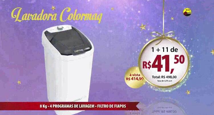 As melhores ofertas de Natal só no Armazém Paraíba de São João do Arraial