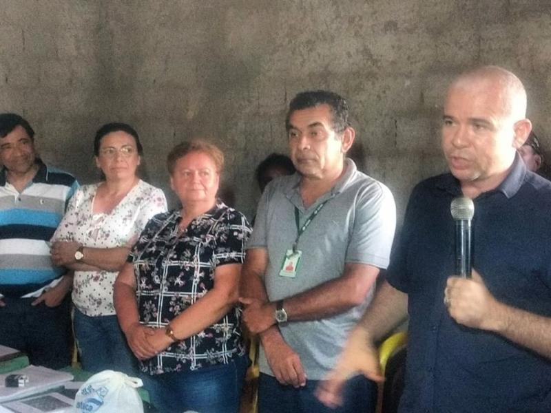 INCRA, libera de 400 mil reais para assentamento em Landri Sales