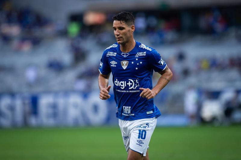 Cruzeiro afasta Thiago Neves: 'Não veste mais a camisa'