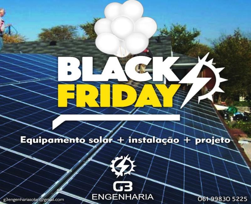 G3 ENGENHARIA – Energia Solar