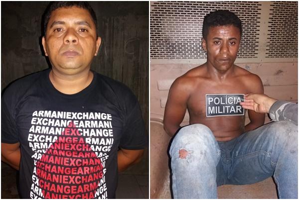 Suspeitos de assalto a bancos são presos no Piauí