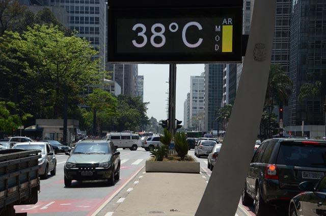 ONU alerta que 2019 deve ser o 2º ano mais quente do registro histórico