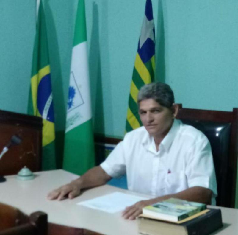 Presidente da Câmara Municipal de Redenção convida população para soleni...