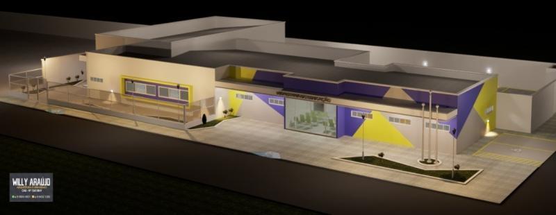 Simplício Mendes | Prefeitura vai construir novo prédio para Educação
