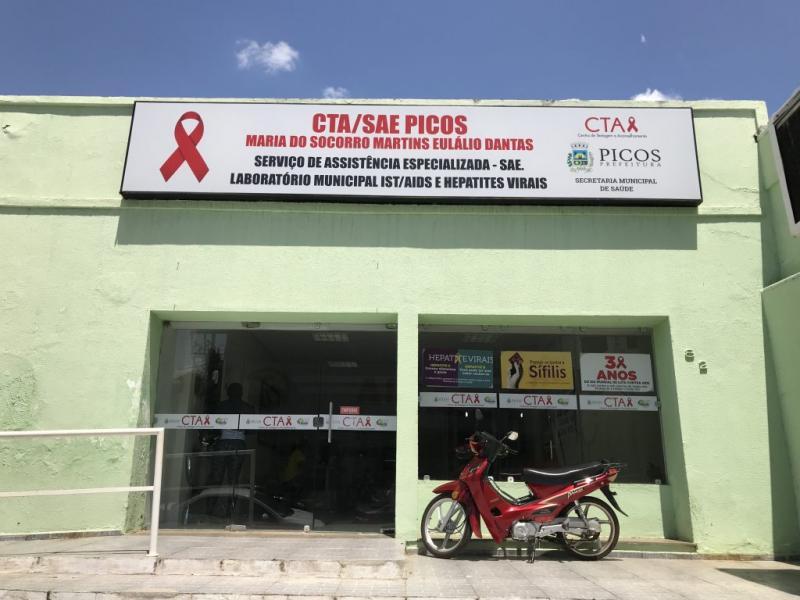 CTA de Picos realiza campanha de combate contra o HIV/AIDS