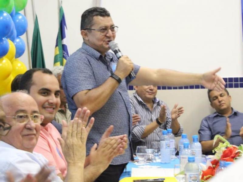 PSD lança pré-candidato a prefeito em José de Freitas