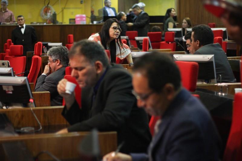 Alepi aprova regime de urgência para PEC que trata da previdência do estado