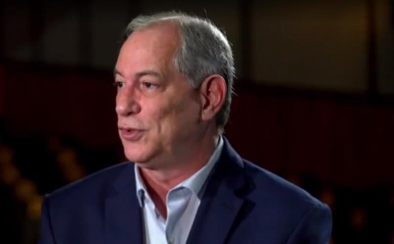 'Lula prefere Bolsonaro do que eu', diz Ciro Gomes