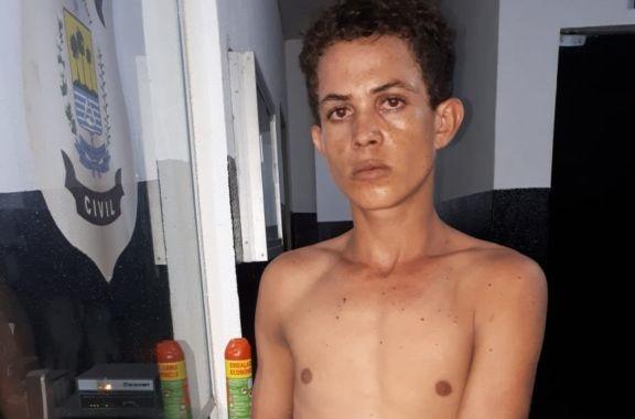 Suspeito de furtar loja de shopping em Parnaíba é preso