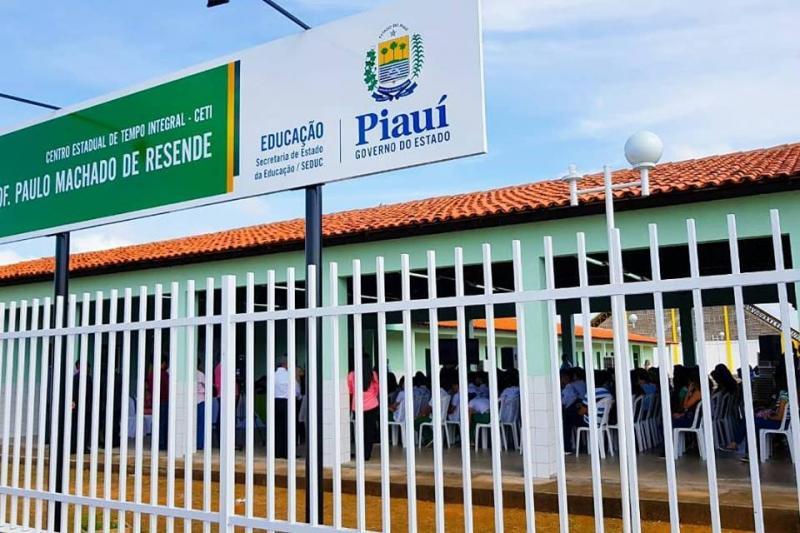 Seduc-PI lança edital de matrícula e calendário escolar 2020