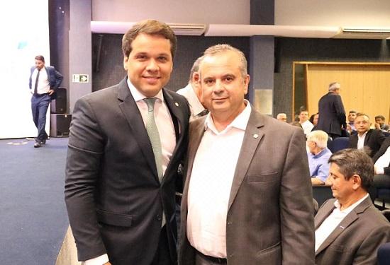 OAB Piauí prestigia Fórum promovido pela Câmara de Dirigentes Lojistas