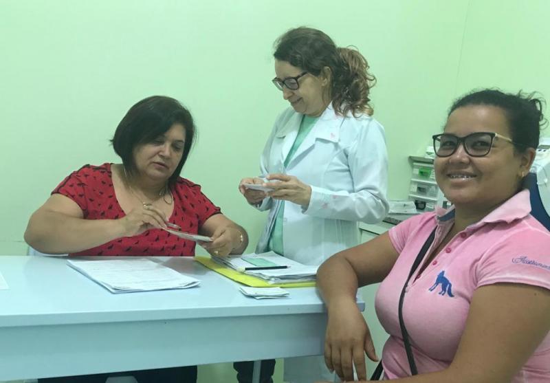 Prefeitura de Lagoinha do Piauí realiza o dia D da vacinação