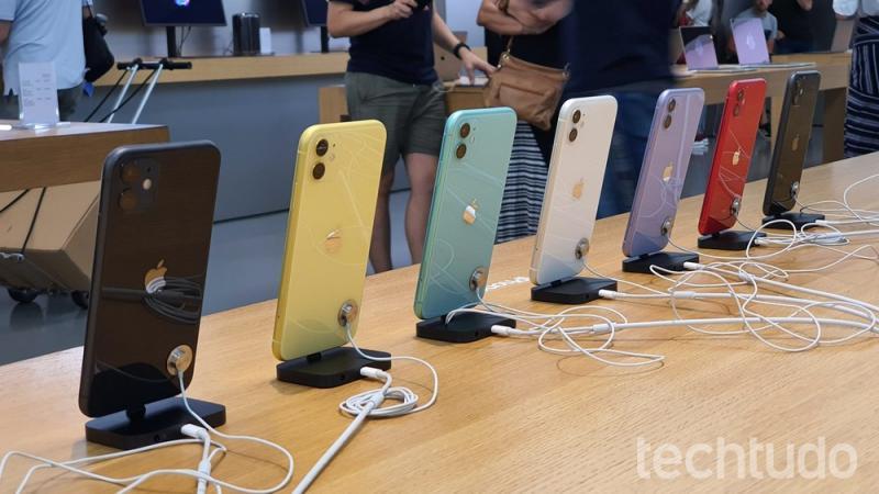 Apple deve quebrar tradição e lançar 4 iphones em 2020