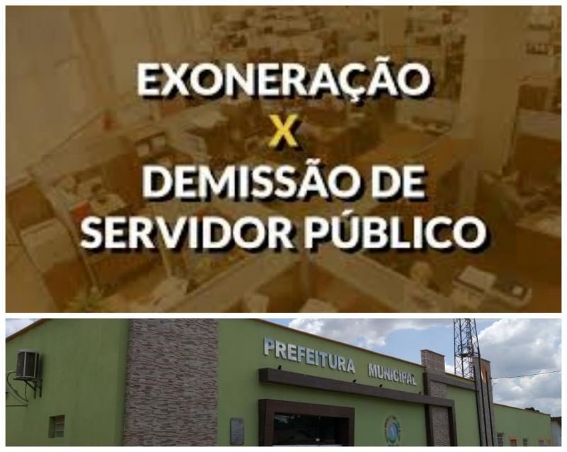 Campo Largo - PI | Justiça termina exoneração de servidores contratos