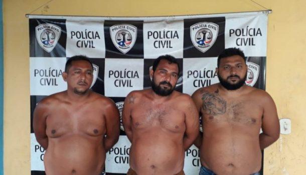 Polícia Civil-MA prende Ciganos acusados de homicídios e tráfico de drogas