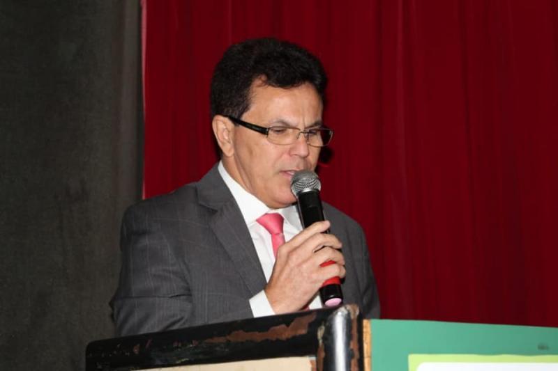 Deputado Zé Santana participa do Seminário Estadual de Direitos Humanos