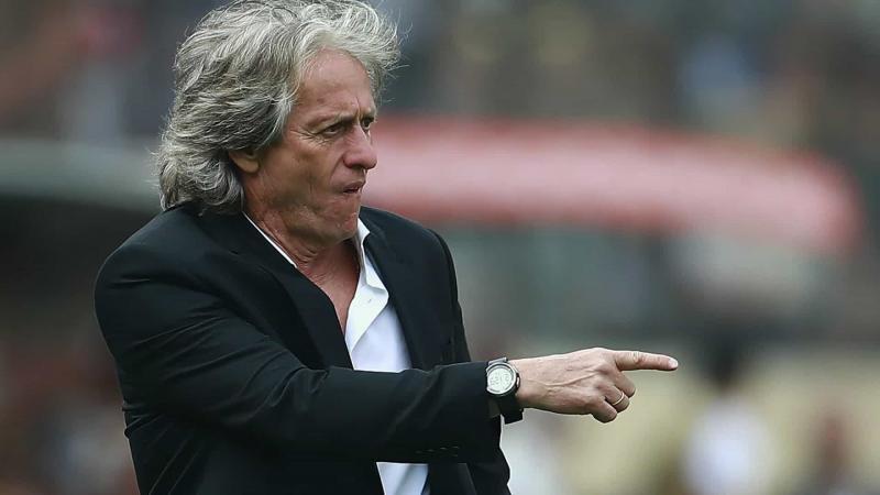 Flamengo já propôs renovação a Jorge Jesus