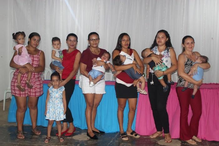 Ação integrada entre Secretárias realiza a Semana do Bebê em Santa Cruz