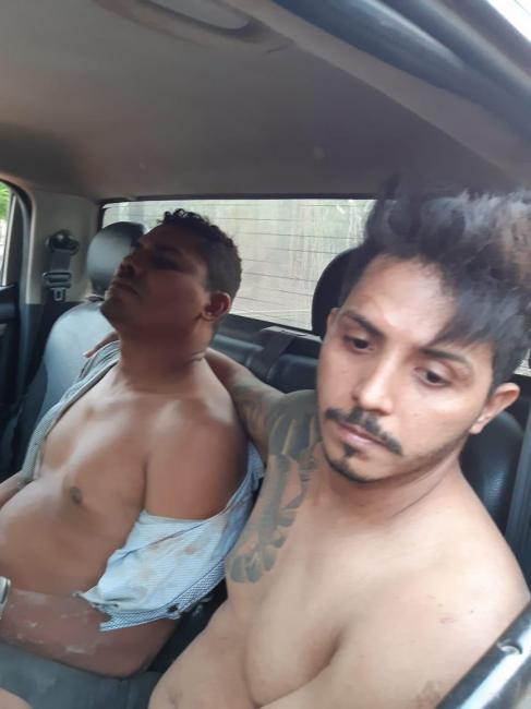 Polícia prende dupla e recupera carro roubado em Lagoinha-PI