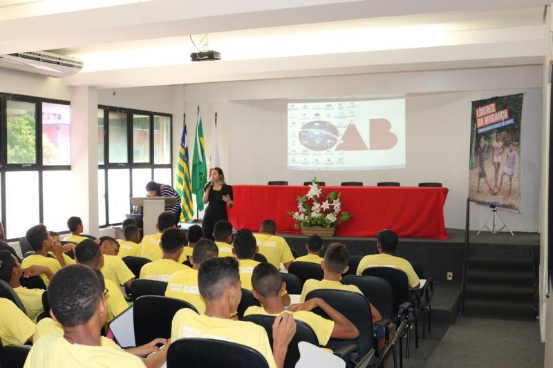 OAB Piauí promove Seminário 'Eles por Elas'