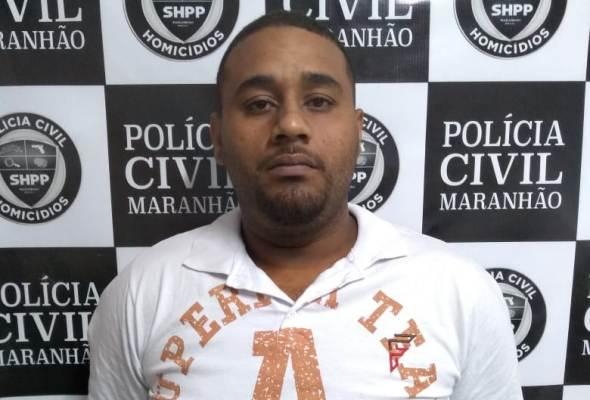 Civil/Timon prende 'Vitinho', acusado matar o comerciante Valdimar Bezerra