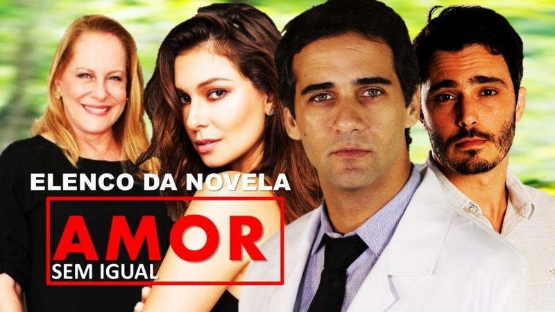 'Amor Sem Igual': conheça personagens da nova novela da Record