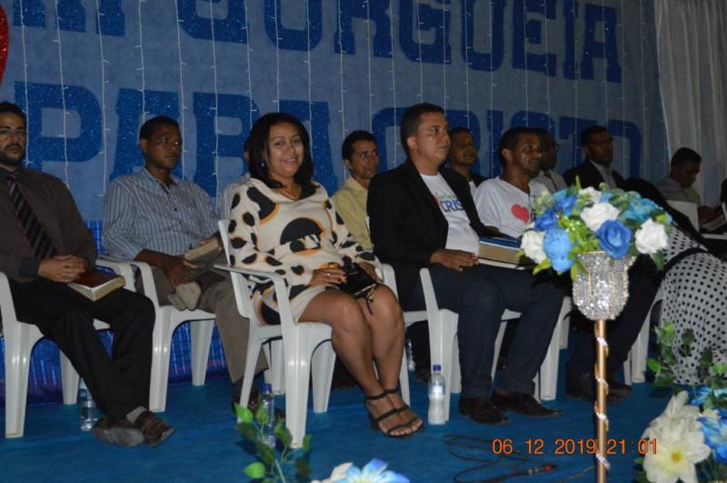 Igreja evangélica realiza o III Gurgueia para Cristo em Colônia do Gurgueia