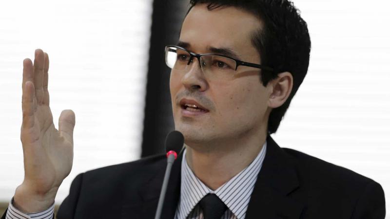 Deltan Dallagnol move ação contra Gilmar Mendes por danos morais
