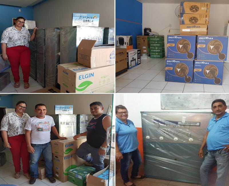 Escolas Municipais de Uruçuí recebem aquisições de materiais