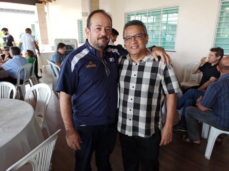 Marcelo Barradas participa de encontro de líderes políticos em Campo Maior