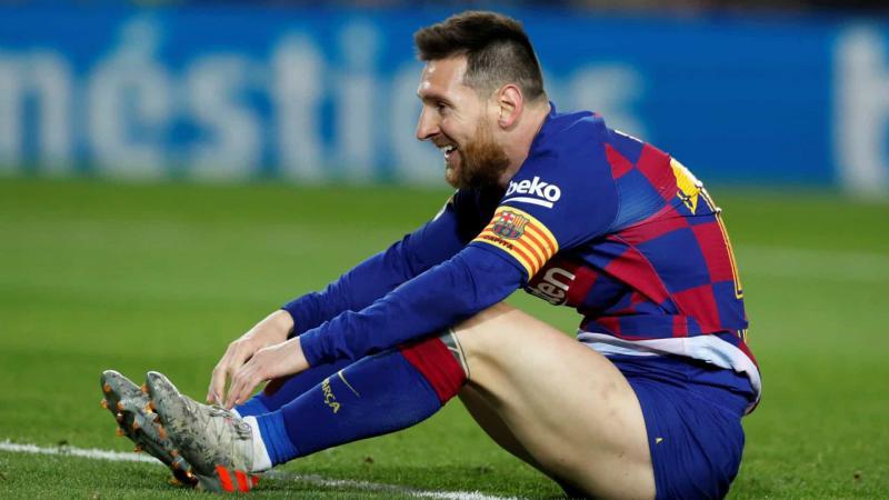 'Messi terá uma partida de descanso e nada mais', diz técnico