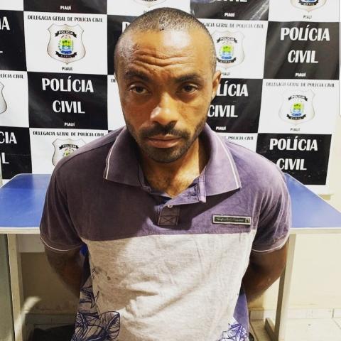 Homem acusado de praticar vários furtos é preso em Picos