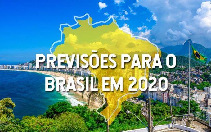 Confira as previsões dos astros para o Brasil em 2020