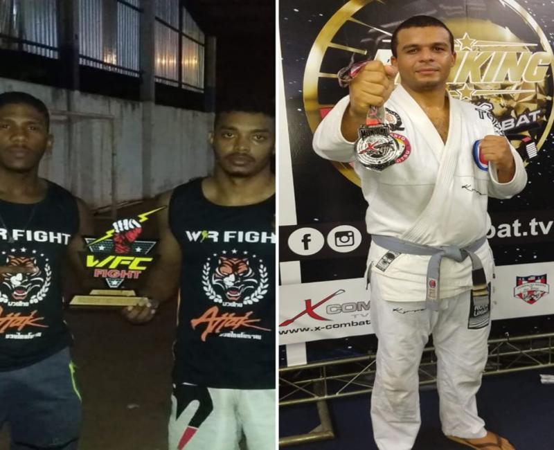 Atletas Correntinos de MMA e Jiu-jitsu trazem conquistas inéditas