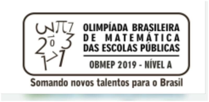 Divulgado o resultado da OBMEP nível A em São João do Arraial