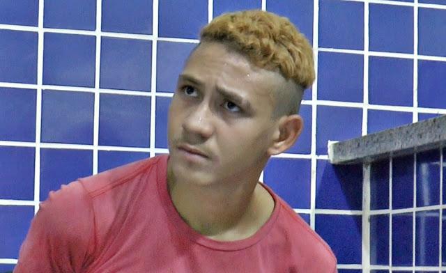 Jovem é preso acusado de espancar homossexual